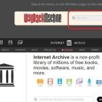 Webの過去のページを確認方法 新規ドメイン取得前にもチェック