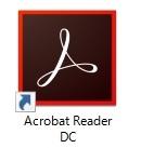 AdobeAcrobatReaderDC 右サイドバーを非表示方法!