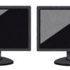 【Windows10】デュアルディスプレイを簡単に切り替える方法