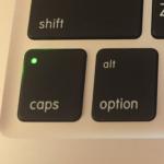 【macOS】capsキーをcommand等に割り当てる方法